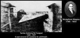 Fotoğrafın Tarihçesi. Fotoğraf Makinesi Nasıl İcat Edilmiştir?