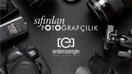 Sıfırdan Uygulamalı Fotoğrafçılık Eğitimi