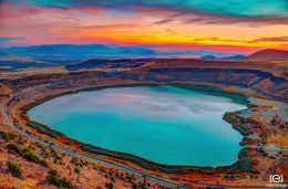 Kapadokya'nın Kalbi Narlı Göl